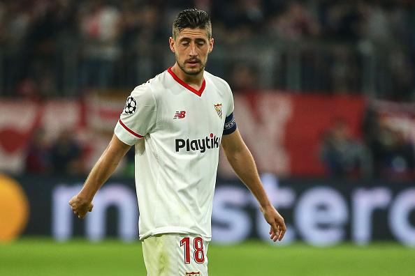 Không thể ghi bàn, Bayern và Sevilla phân định thắng thua bằng 'đấu võ' - Bóng Đá