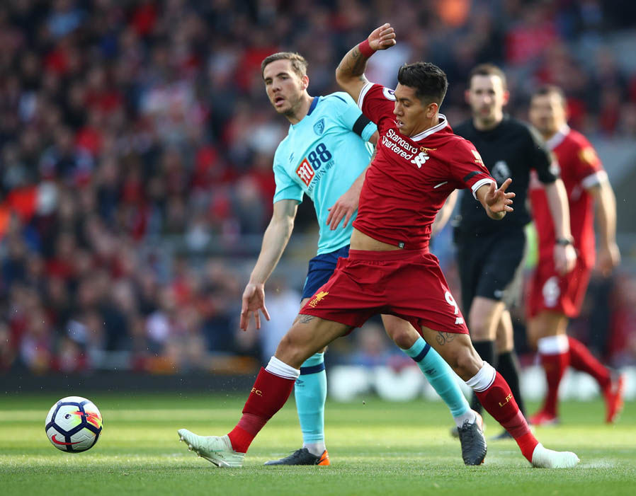 Image Result For Liverpool Mot Bournemouth