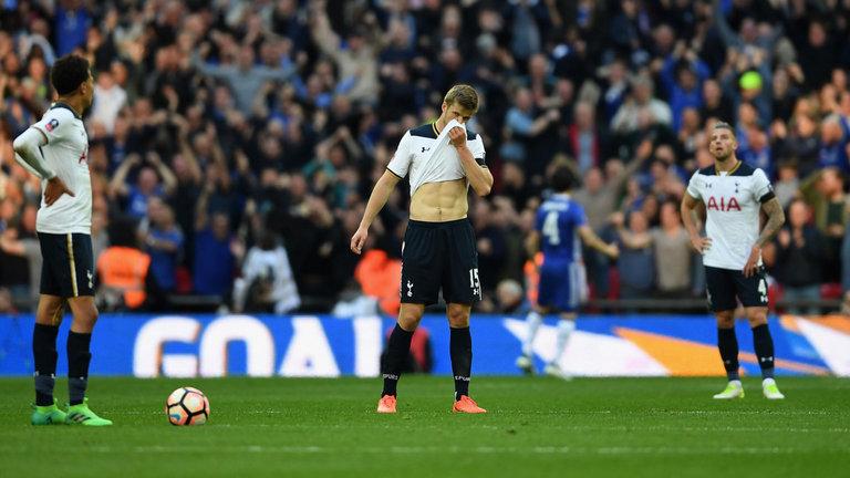 Tottenham chỉ là 'gã khờ' tại những giải đấu cúp - Bóng Đá