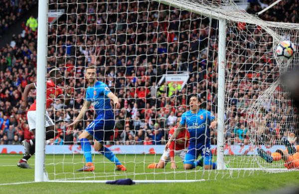 TRỰC TIẾP Man United 1-0 Arsenal: Pogba mở điểm (Hiệp 1) - Bóng Đá