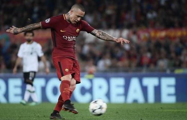 Nã 4 bàn vào lưới Liverpool, Roma vẫn cay đắng chia tay Champions League - Bóng Đá