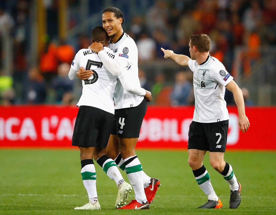 5 điểm nhấn Roma 4-2 Liverpool - Bóng Đá