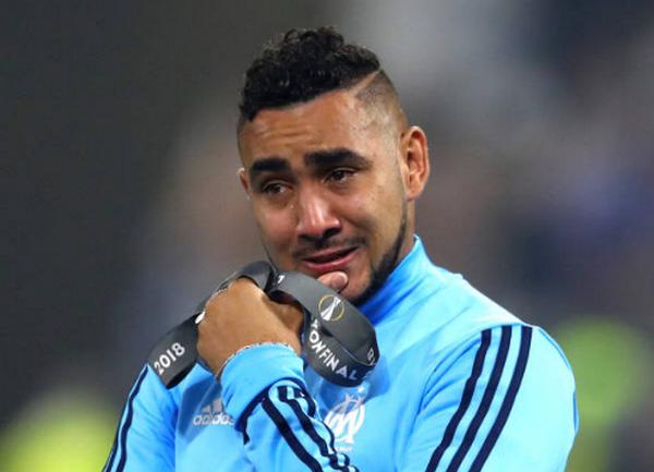 Đêm mưa buồn Groupama, Dimitri Payet là người khóc nhiều nhất - Bóng Đá