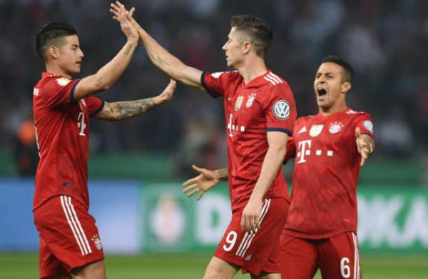 Thua sốc 'Đại bàng', Bayern tiếp tục lỡ hẹn với Cúp Quốc Gia - Bóng Đá