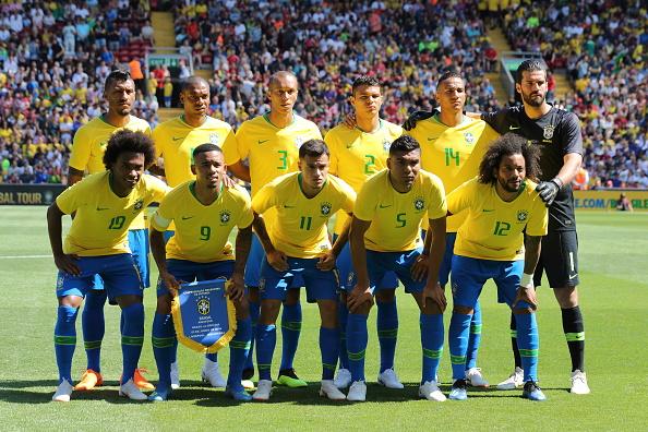 Tái xuất và ghi bàn, Neymar giúp Brazil đánh bại Croatia - Bóng Đá