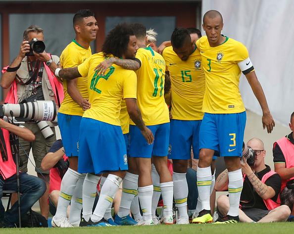 5 điểm nhấn Áo 0-3 Brazil - Bóng Đá