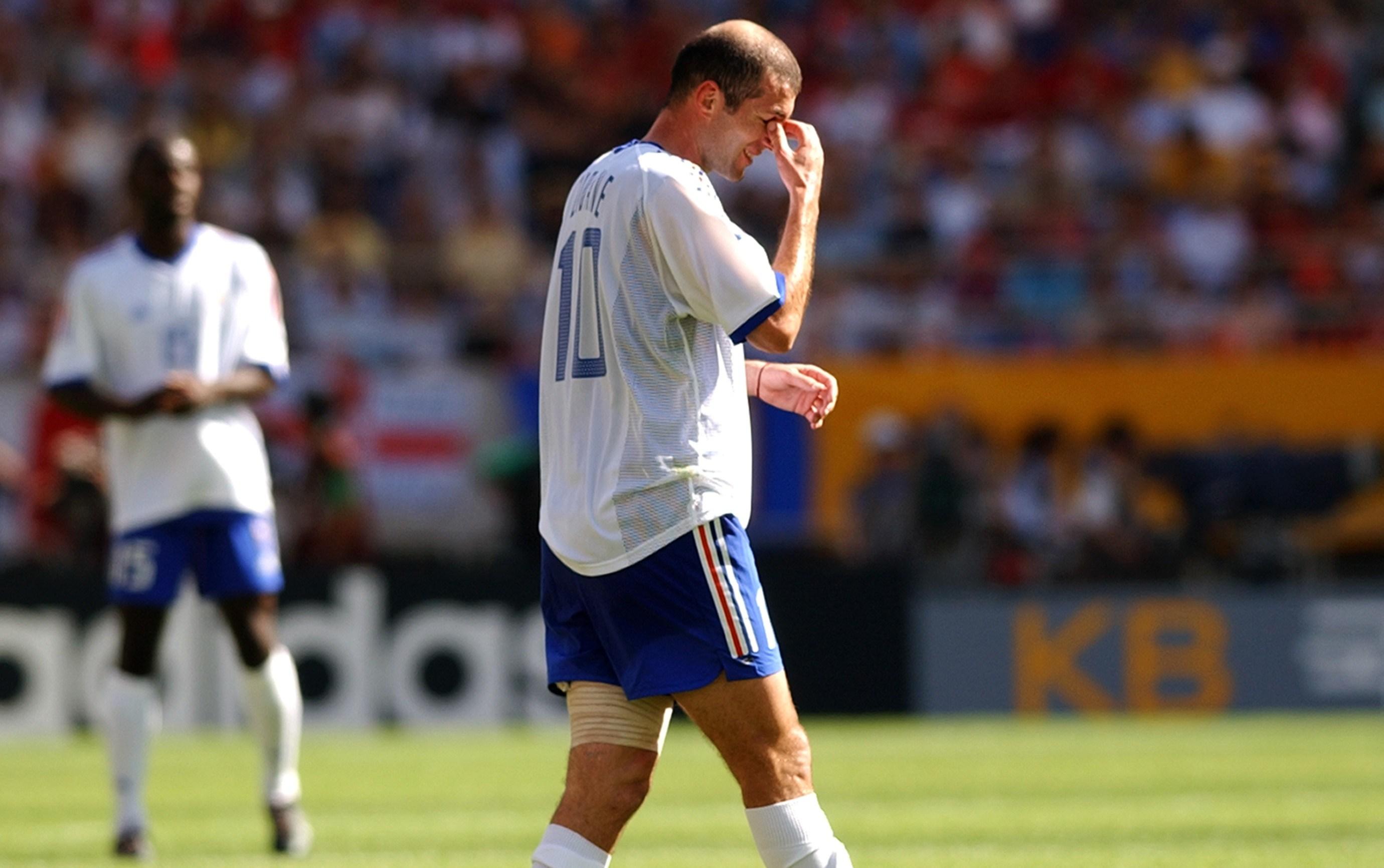 5 tập thể gây thất vọng nhất trong lịch sử World Cup - Bóng Đá