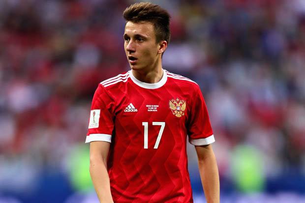 Những niềm hy vọng của Nga cho một kỳ World Cup thăng hoa - Bóng Đá
