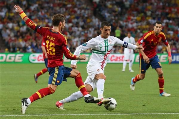 01h00 ngày 16/06: Bồ Đào Nha vs Tây Ban Nha: Đại chiến Iberia - Bóng Đá