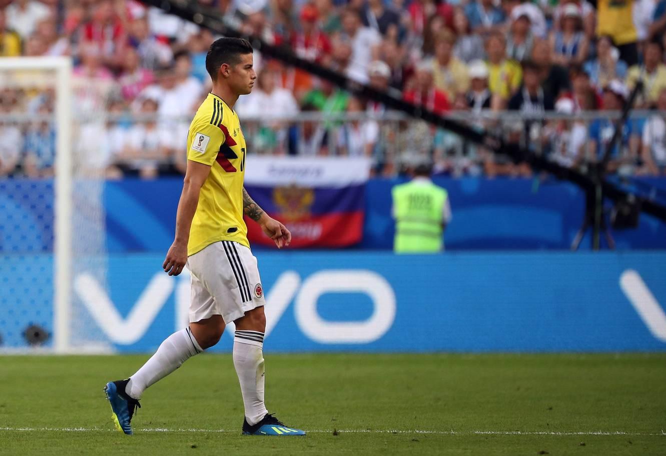 Chấm điểm Colombia - Bóng Đá