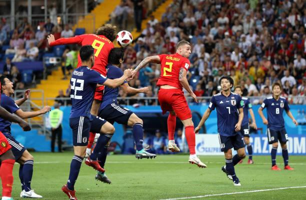 TRỰC TIẾP Bỉ 2-2 Nhật Bản: Fellaini chứng minh giá trị (H2) - Bóng Đá