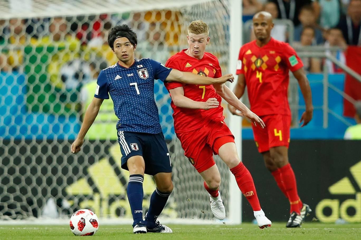 Chấm điểm Nhật Bản - Bóng Đá