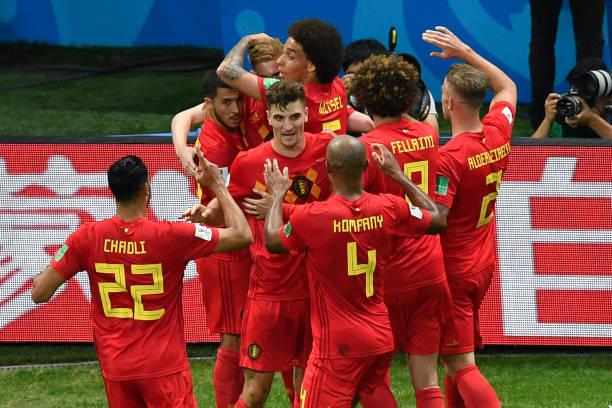 Bỉ kiên cường trước Brazil nhưng cầu thủ mạnh mẽ nhất của họ lại rơi lệ - Bóng Đá