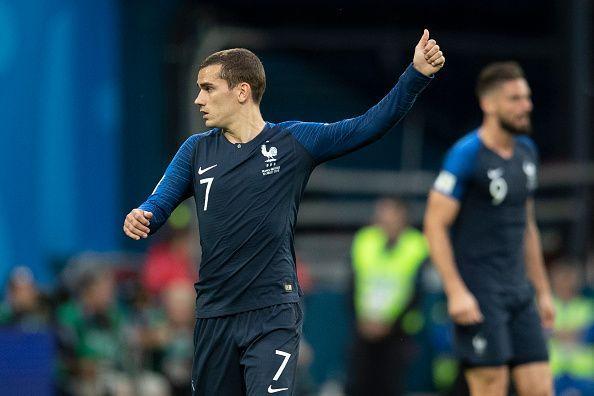Top 7 'số 7' tại World Cup 2018 - Bóng Đá