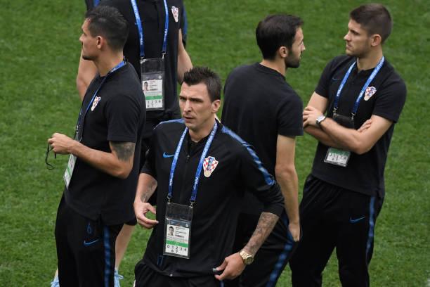 TRỰC TIẾP Pháp vs Croatia: Đội hình dự kiến - Bóng Đá