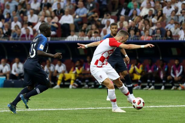 TRỰC TIẾP Pháp 1-1 Croatia: Perisic xé lưới Les Bleus (H1) - Bóng Đá