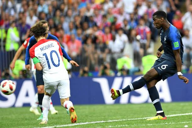 TRỰC TIẾP Pháp 3-1 Croatia: Pogba tỏa sáng (H2) - Bóng Đá