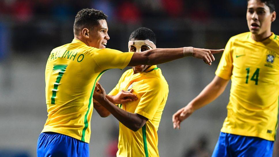 Một Paulinho rời châu Âu, nhưng một Paulinho tài năng khác đã tới - Bóng Đá