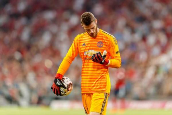 De Gea bắt như 'lên đồng' nhưng không thể cứu Man United khỏi thất bại - Bóng Đá