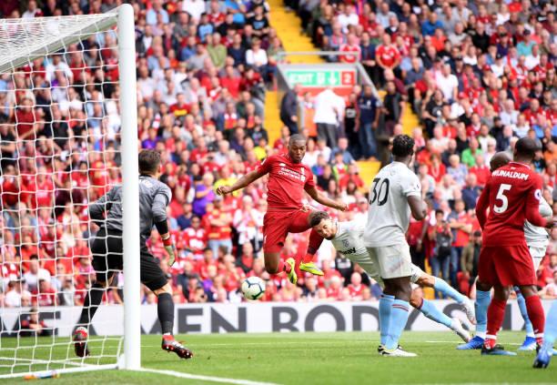 TRỰC TIẾP Liverpool 4-0 West Ham: Mãn nhãn! (KT) - Bóng Đá