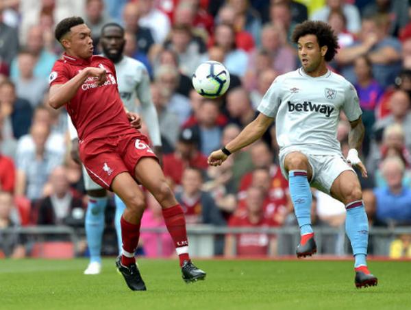 Chấm điểm Liverpool trận West Ham - Bóng Đá