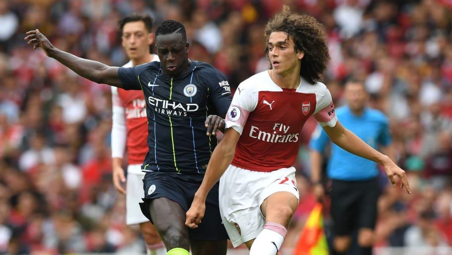Guendouzi tỏ ra thiếu kinh nghiệm ở đấu trường cấp cao Premier League.
