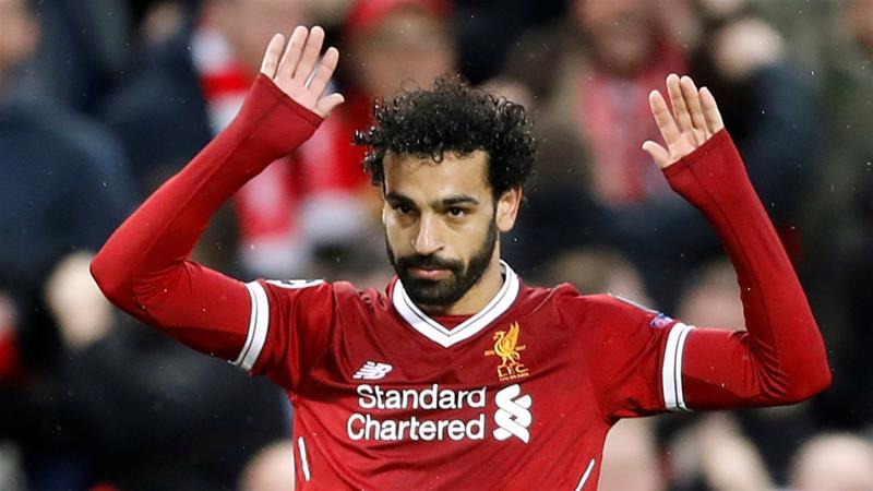 Đề cử tiền đạo Champions League: Lần đầu cho Salah - Bóng Đá
