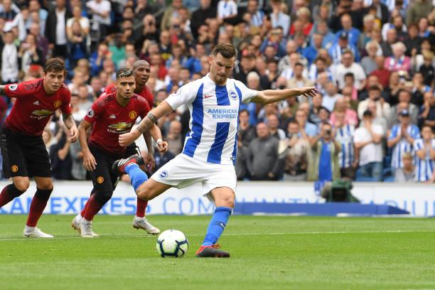 TRỰC TIẾP Brighton 3-1 Man United: Tệ hại! (Hết H1) - Bóng Đá