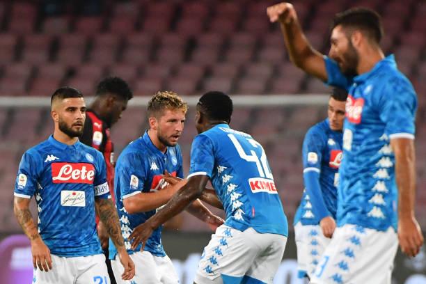 Thành Milan trở thành 'trò hề' tại vòng 2 Serie A - Bóng Đá