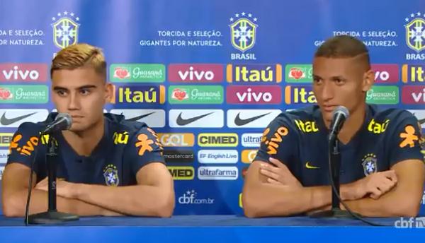Thấy gì qua đội hình 23 cầu thủ Brazil triệu tập lần này? - Bóng Đá