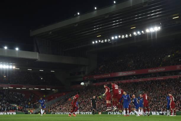 TRỰC TIẾP Liverpool 0-0 Chelsea: Mane gánh vác hàng công (H1) - Bóng Đá