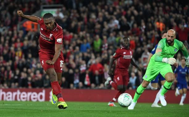 TRỰC TIẾP Liverpool 0-0 Chelsea: Khung thành trống, Sturridge đá ra ngoài (H2) - Bóng Đá