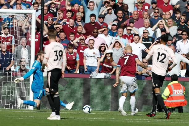 TRỰC TIẾP West Ham 3-1 Man United: Sụp đổ quá nhanh (H2) - Bóng Đá