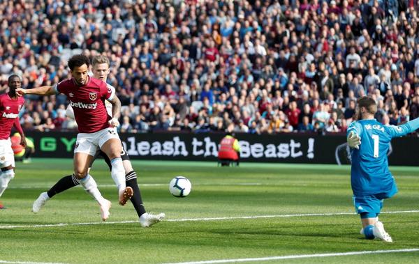 TRỰC TIẾP West Ham 1-0 Man United: Cú sốc đầu trận (H1) - Bóng Đá