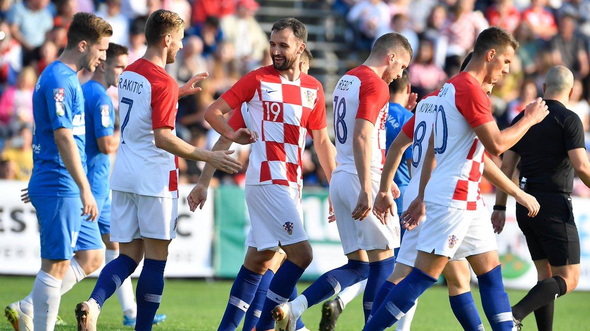 Sốc: Thua Tây Ban Nha 0-6, Croatia có cách giải khuây không tưởng - Bóng Đá