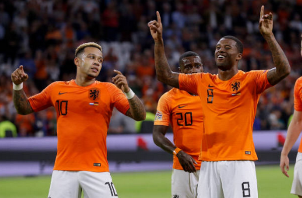 Dàn sao Liverpool tỏa sáng, Hà Lan hủy diệt Cỗ xe tăng - Bóng Đá