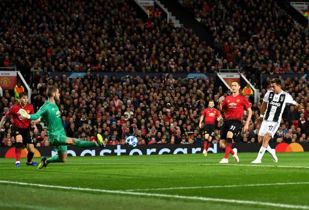 TRỰC TIẾP Man United 0-1 Juventus: Juve mở điểm, Ronaldo lập công đầu (H1) - Bóng Đá