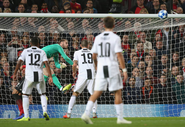 TRỰC TIẾP Man United 0-1 Juventus: 'Ngọn núi' Juve (Hết H1) - Bóng Đá