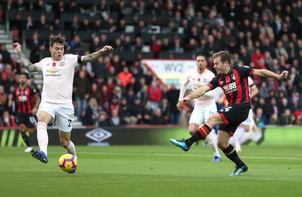 TRỰC TIẾP Bournemouth 1-0 Man United: Chủ nhà bóp nghẹt Quỷ đỏ (H1) - Bóng Đá