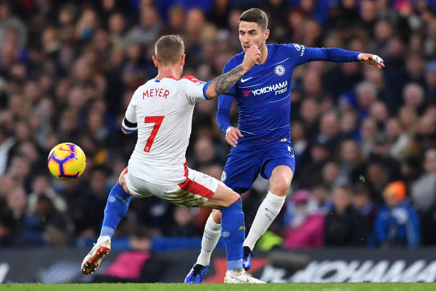 5 điểm nhấn Chelsea 3-1 Crystal Palace: Con sói đơn độc; Jorginho bị kiềm tỏa - Bóng Đá