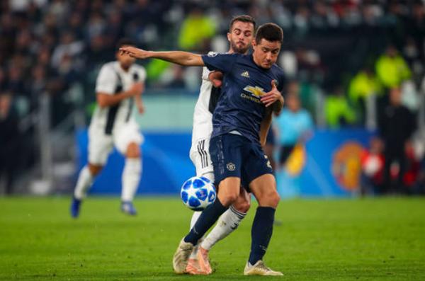 Chấm điểm Man United - Bóng Đá