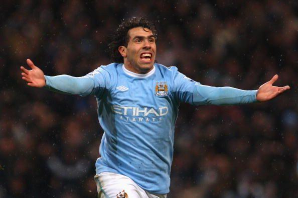 5 cầu thủ từng choi cho Man United và Man City - Bóng Đá