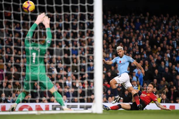 Không cho đối thủ chơi bóng, Man City khẳng định vị thế số 1 ở Manchester  - Bóng Đá