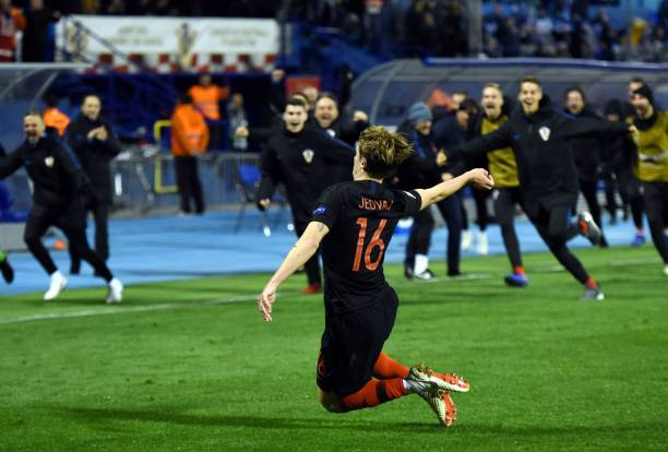 5 điểm nhấn Croatia 3-2 Tây Ban Nha: - Bóng Đá