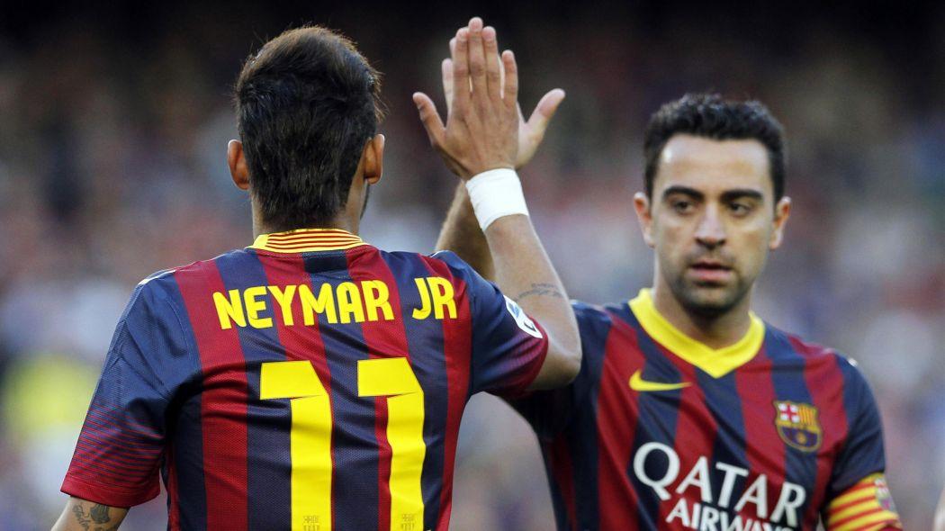 Xavi phát biểu sốc về khả năng Neymar quay lại Barcelona - Bóng Đá