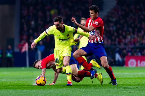5 điểm nhấn Atletico 0-0 Barca: Dembele 4 lần 'cứu' thầy;