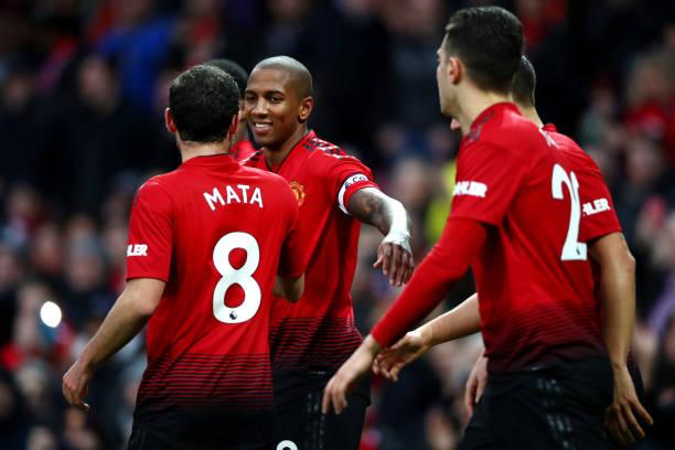 Sự trùng hợp 'không tưởng' trong 3 bàn thắng của Man United ở hiệp một - Bóng Đá