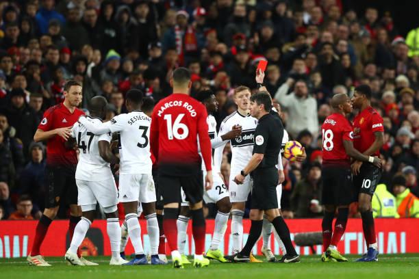 5 điểm nhấn Man United 4-1 Fulham: - Bóng Đá