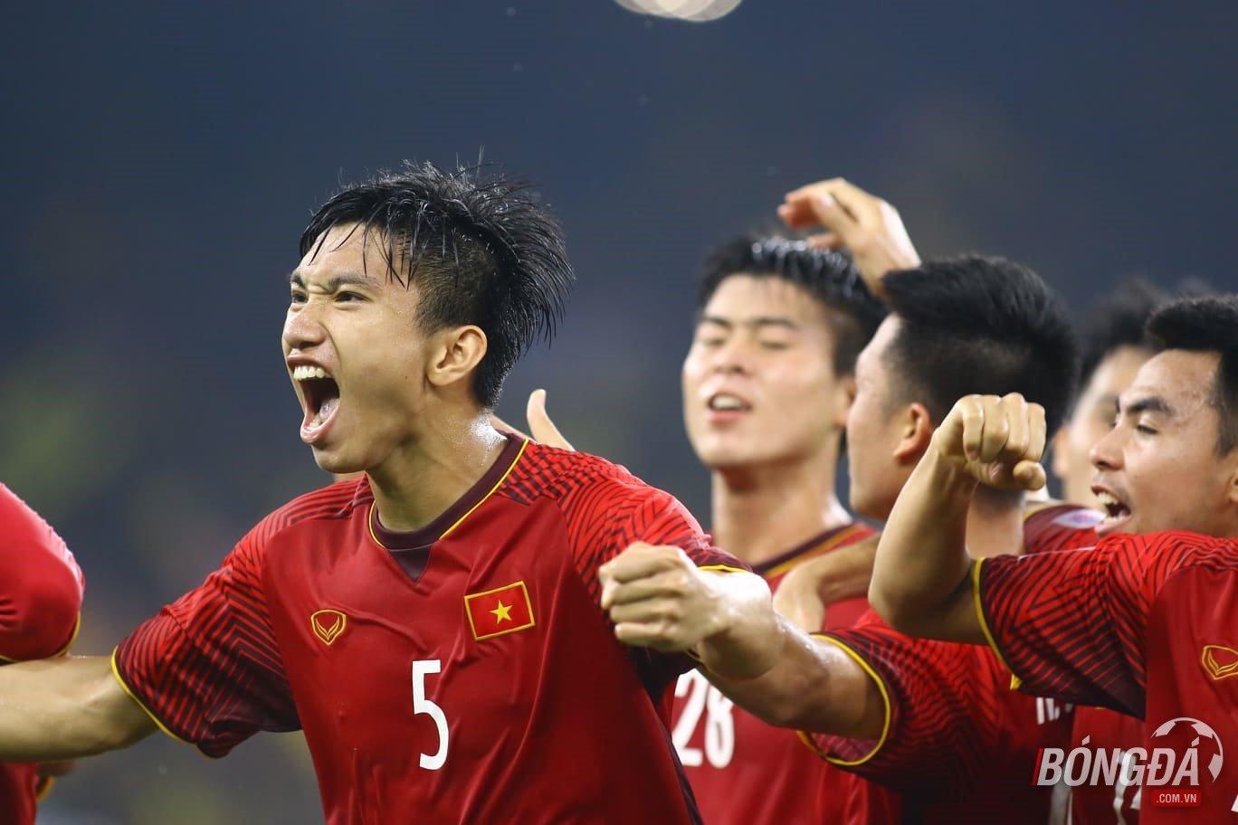 Tại sao 2-2 là tỉ số rất đẹp cho Việt Nam ở lượt đi? - Bóng Đá