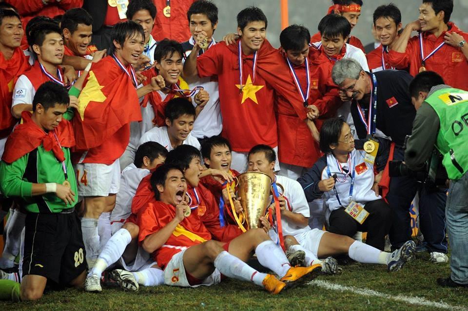 Nhìn lại 4 trận chung kết của đội tuyển Việt Nam trong quá khứ - Bóng Đá